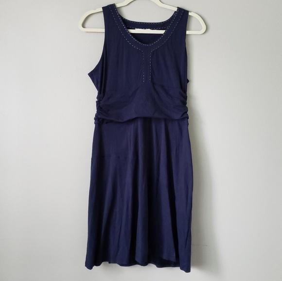 Athleta Dresses & Skirts - Athleta | Midi Scoop Neck Casual Wear Dress